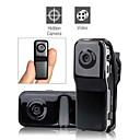 미니 휴대용 비디오 카메라 DV / DVR (지원 16 기가 바이트 마이크로 SDHC 카드)