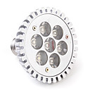 E26/E27 7W 7 High Power LED 680 LM Warm White PAR30 LED Spotlight AC 85-265 V