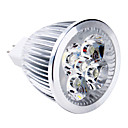 4W GU5.3(MR16) LED Spot Lampen MR16 5 High Power LED 110 lm Warmes Weiß DC 12 V