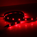 Etanche 120cm 48-LED rouge de bande de LED (12V)