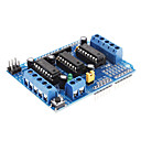 L293D Motor Driver Expansion Board Motor Control Shield (Blue)