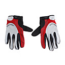 K2 Red + Black + Gray Nylon Komfortable / pustende Full-finger hansker for Sykling / fjellbestigning