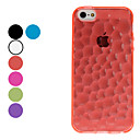Water-Drop Design PTU Soft Case for iPhone 5/5S (Assorted Colors)