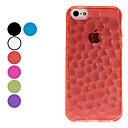 아이폰 5/5S (분류 된 색깔)를위한 물 하락 디자인 PTU 소프트 케이스