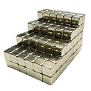 Buy Magnet Toys 214mm / Neodymium Executive Puzzle Cube DIY Magnetic Balls Silver Education Gift