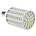 B22 20W 138x5050SMD 1290-1320LM 6500-7000K Natural White Light Żarówka LED Corn (85-265V)