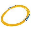 Fiber Optic Cable, SC / SC-UPC, Single Mode - 3 meter
