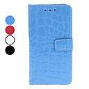 Crocodile Grain Design PU Læder Taske til Blackberry Z10 (assorterede farver)