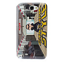 Psy Pattern Hard Case for Samsung Galaxy Note 2 N7100