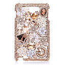 Luxury Sachet Jewel Back Case for Samsung Galaxy Note 2 N7100