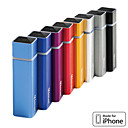 U.LOVE Made for iPhone Power Bank for iPhone 4/4S (2400mAh, MFi Certification)