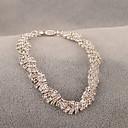 Corea moda exquisito lleno de diamantes genuino pulsera brillante Wild 2013 New B119