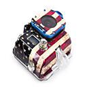 Usa modèle de drapeau national Stickerfor Gopro Hero 3 Caméra