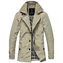 Men'S Casual Trench Coat