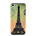 Paris Eiffel Tower Plastic Hard Case for iphone 5C