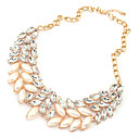 Buy Jewelry Choker Necklaces Party / Daily Alloy Rhinestone Women Gold Wedding Gifts