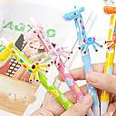 Giraffe Style Kuglepenne (tilfældig farve)