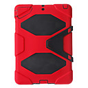 Dever Militar PC Case + Silicone Combo para a Air iPad com Kicktand