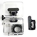 Camera Case extérieure imperméable Sport Eau pour Gopro Hero 3/3 + - Noir + Transparent