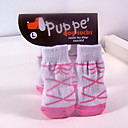 Socks & Boots for Dogs / Cats Black / Pink Winter S / M / L Cotton