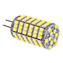 G4 7W 118 SMD 5050 580 LM Cool White T LED Corn Lights DC 12 V