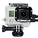Skeleton Protective Housing with Lens for Gopro hero 3, Open Side for FPV