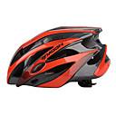 여성용 / 남성용 / 남여 공용 - 하프 쉘 - 사이클링 / 산악 사이클링 / 도로 사이클링 - 헬멧 (블랙 / 오렌지 , PC / EPS) 21 통풍구