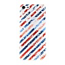 Colourful Stripes Pattern PC Hard Case for iPhone 5C
