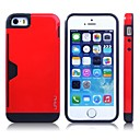 Special Design Full Body Case with Slot Card for iPhone5/5S