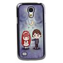 Buy Cartoon Love Decal Pattern Plastic Hard Back Case Cover Samsung Galaxy S4 Mini I9190