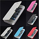 MAYLILANDTM Frosted Design Magnetic Buckle Full Body Case for iPhone 5/5S (Assorted Colors)