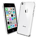 vormor® solid farve gennemsigtig tilbage Case for iPhone 5c