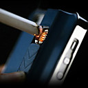 Buy Purity Metal Pattern Lighter Function Back Case iPhone 5/5S(Assorted Color)(Great design, smoker choose)