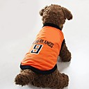 New 2014 World Cup Soccer Sports Dutch Vest  for Pet Dogs(Assorted Size)