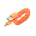 1M Dynamic Rope Style Micro USB 2.0 Data and Sync Cable for Samsung Galaxy S2/S3/S4/Note2,HTC M7/M8