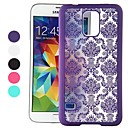 Beautifully Embossed Tree Pattern Case for Samsung Galaxy S5 I9600