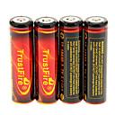 TrustFire 3000mAh 18650 Battery (4 pcs)