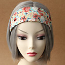Multicolor Flower Headbands