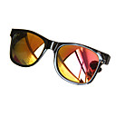 Coway Color Film Bright Reflective Sunglasses(Assorted Color)