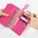 Multifonctionnel Zip Wallet (couleurs assorties)