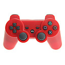 dual-shock controller wireless 3 bluetooth per ps3 (nero)