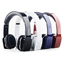 VEGGIEG® V8100 Bluetooth V4.0+EDR Wireless Stereo Headset Headphone With Mic/Noise-Cancelling