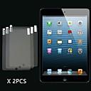 DF 2pcs HD Clear Screen Protector for iPad mini 3 iPad mini 2 iPad mini