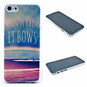 Rainbow of Sea Pattern Hard Case for iPhone 6 Plus