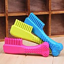 Lureme Comb Shape Chew Toys for Pets Dogs (Random Color)