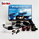 12V 35W H13 6000K High / Low Premium Ac Error-Free Canbus Hid Xenon Kit For Headlights