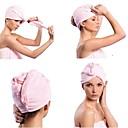 Creative Speed Dry Hair Cap Dry Hair Towel (Random Color)