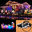 10M 100-LED RGB Light LED Ball Shaped Christmas Light Decoration String Light (110V)