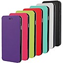 Ultrathin Solid Color PU Leather Full Body Case for iPhone 4/4S (Assorted Color)