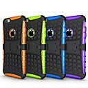 Spider Pattern Silicone Cover for iPhone 6 (Assorted Colors)